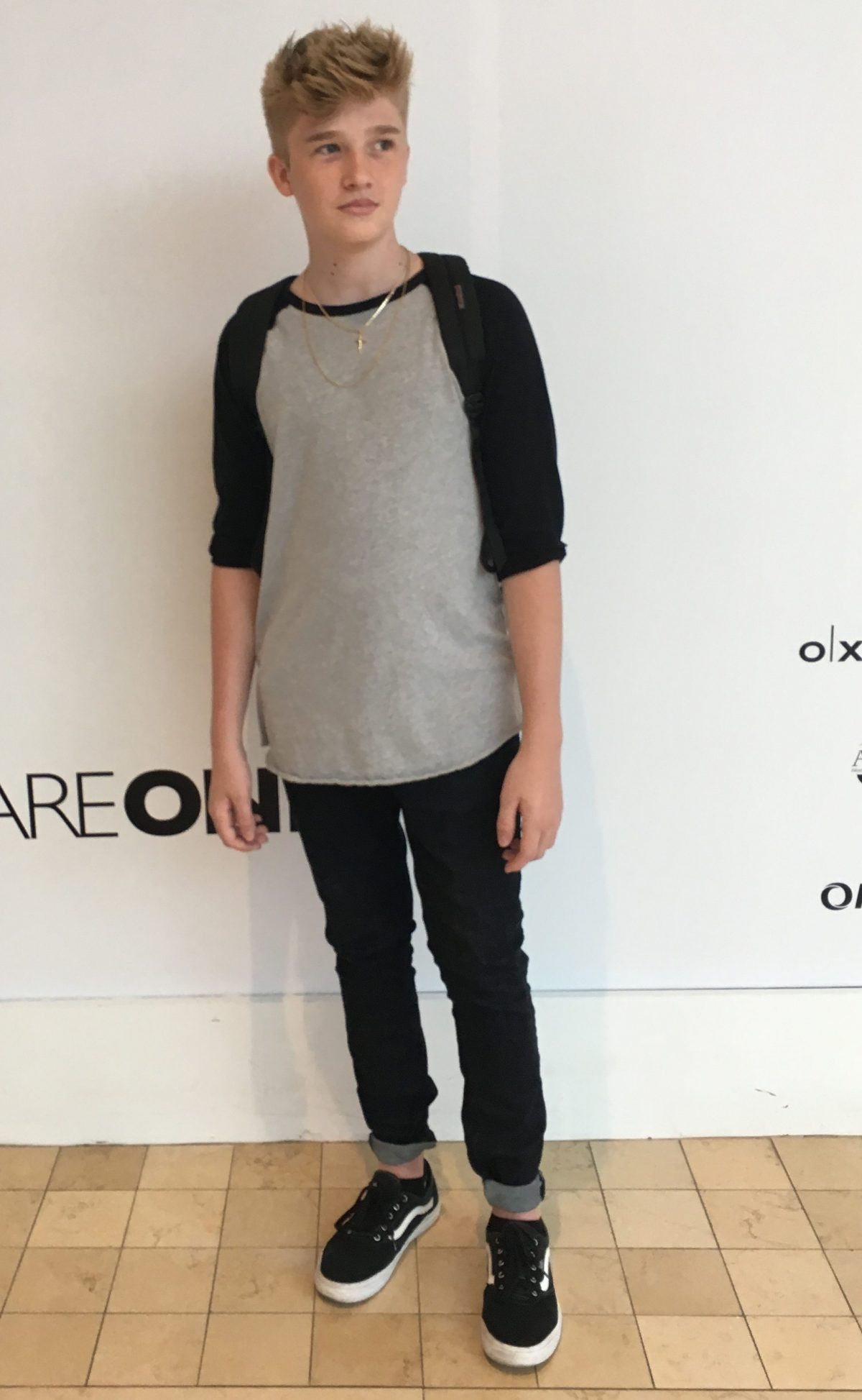 Square One mall boy fashion in Mississauga