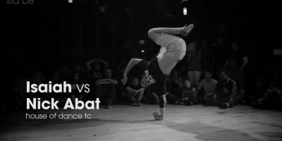 Isaiah vs Nick Abat // .stance // Sole Instinct.the jam