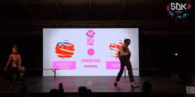 CHRISSY CHOU (Taiwan) vs. BAGSY (UK) – Semifinal SDK World Battle Tour 2015