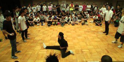 江戸川野獣組合 vs ジョニー鉄パイプ BEST4 / 3時のおやつよりBREAKIN' 最終回