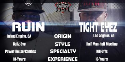 KBL Presents Ruin vs Tight Eyez – Anticipated
