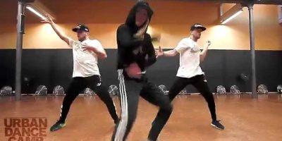 """Collapse"" by Eminem :: Baiba Klints ft. EZtwins (Hip Hop Dance Choreography) :: URBAN DANCE CAMP"