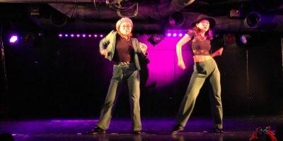 薩摩八郎長身女子 / HOT PANTS vol.37 DANCE SHOW