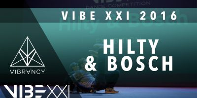 Hilty & Bosch | VIBE XXI 2016 [Official @VIBRVNCY 4K Front Row 2.0] @hiltyandbosch_official #VIBEXXI