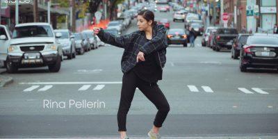 Rina Pellerin // .stance // WAACKING