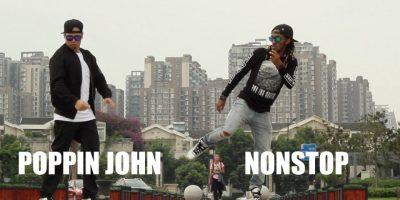 POPPIN JOHN   NONSTOP   DO THAT DANCE