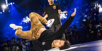 FINAL BATTLE: Issei VS Hong 10   Red Bull BC One World Final 2016