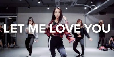 Let Me Love You – Ariana Grande ft. Lil Wayne / Mina Myoung Choreography