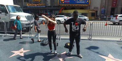 MEGAMAN & DYTTO DANCE FREESTYLE