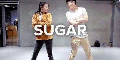 Sugar – Maroon 5 / Eunho Kim Choreography