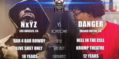 KBL Presents DANGER vs NxYZ