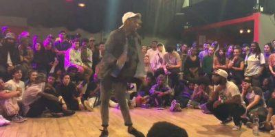Slim Boogie vs Ness   Popping   Break Ya Neck Battle 2017