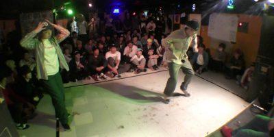ターザンMIRAI vs ゆういち BEST16 I am FUNK vol.1 LOCK DANCE BATTLE