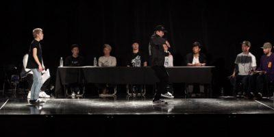 ムテキチとルイージ vs ええっ、そんなに!? 2on2 Best4 全日本大学ストリートダンス選手権