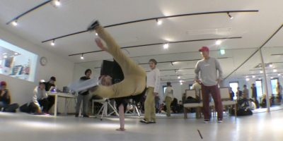 POG HANA YUTA JUDGE SESSION UP TEMPO JAPAN vol.3 LOCK DANCE BATTLE