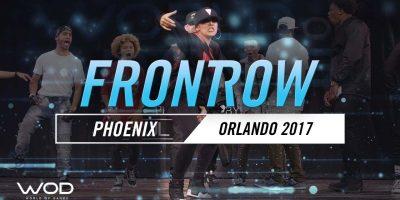 Phoenix   FrontRow   World of Dance Orlando 2017   #WODFL17