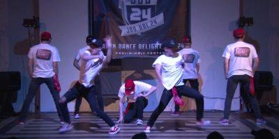 """FIGHT CLAB""_2017.6.4_JAPAN DANCE DELIGHT VOL.24 札幌大会"