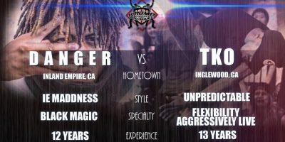 KBL Presents TKO vs DANGER