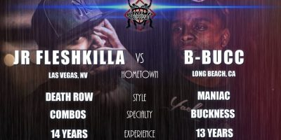 KBL Presents BBUCC vs J FLESHKILLA