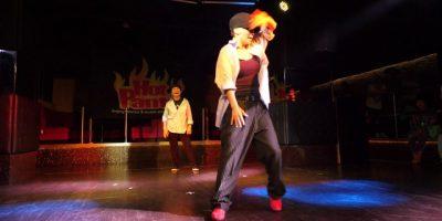 POPPIN'DETOX(TORI & Ree) HOT PANTS vol.43 DANCE SHOWCASE