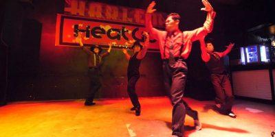 MENS WAACK JAPAN HEAT UP vol.37 DANCE SHOWCASE