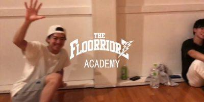 BOTY 2017 – The Crews: The Floorriorz (Japan)