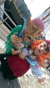 pirate theme entertainers, Pirate theme, Maritime theme entertainers, Entertainers Ireland, street performers Ireland