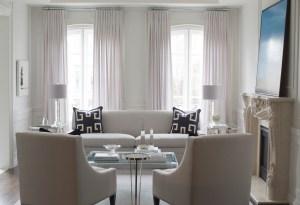 GOING LIGHT: Interior decorator Jennifer Backstein said lighter, honey-toned woods are making a big comeback.