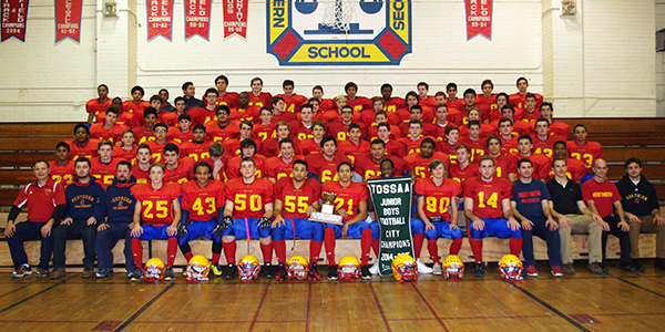 Junior Red Knights football team