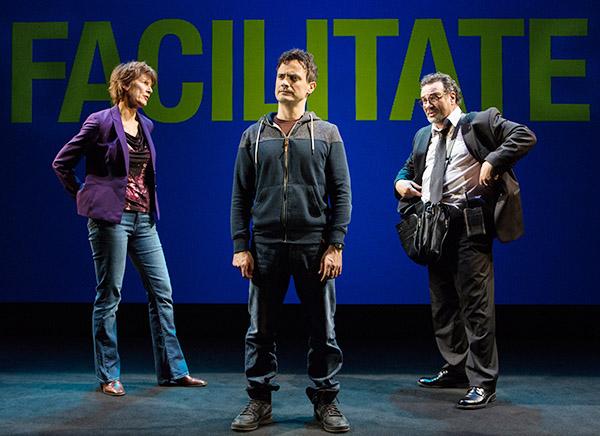 Maggie Huculak, Fabrizio Filippo, Tony Nappo