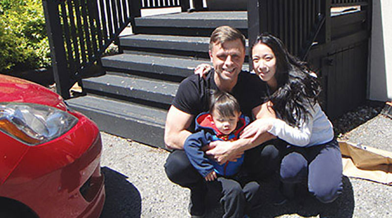 Hillsdale Avenue family