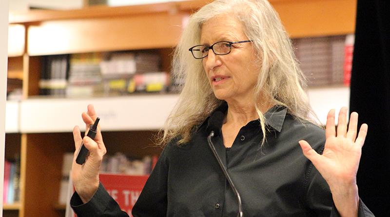 Annie Leibovitz in Yorkville