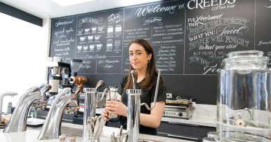 Creeds Coffee opens in Leaside