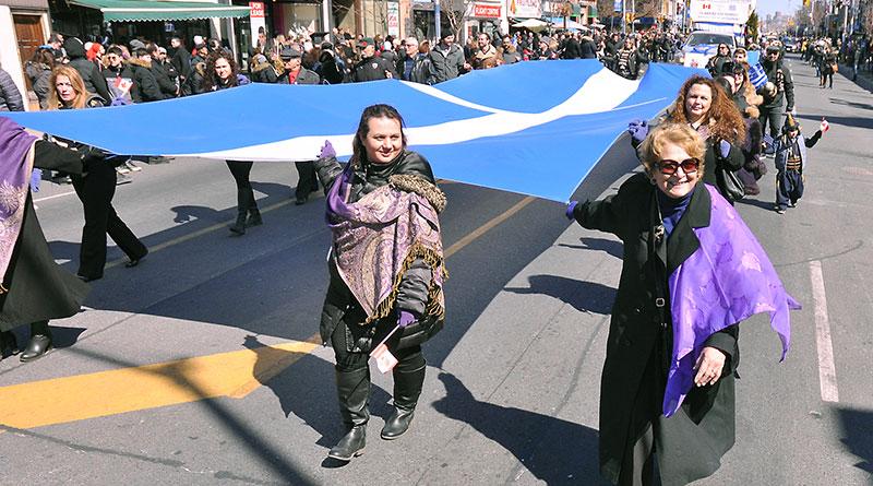 Greek Independence Day parade