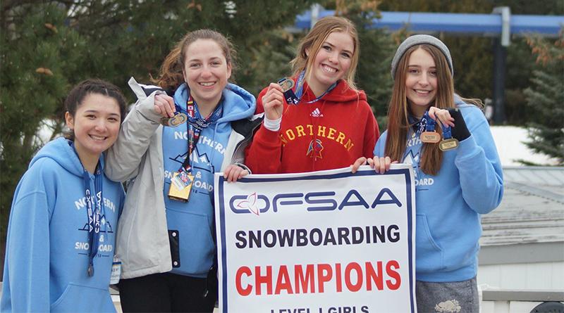 snowboarding medal winners