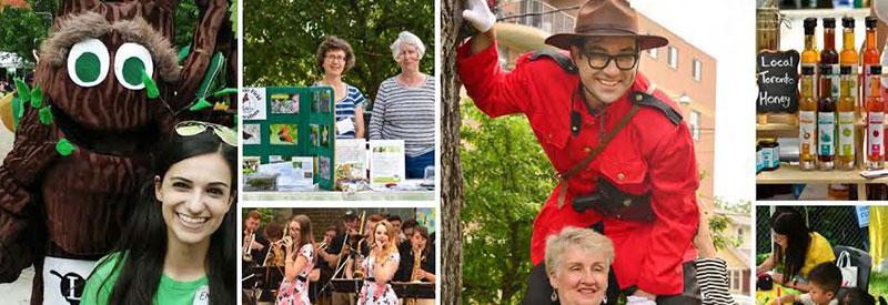 tree festival header