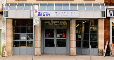 Aug. 24: Play and learn at Mount Pleasant Library