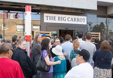 Second Big Carrot opens to warm community welcome