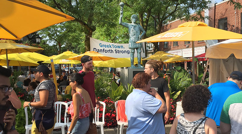 Taste of the Danforth at Logan