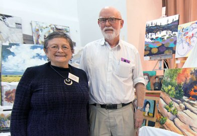 Founding of 30-year-old art show recalled