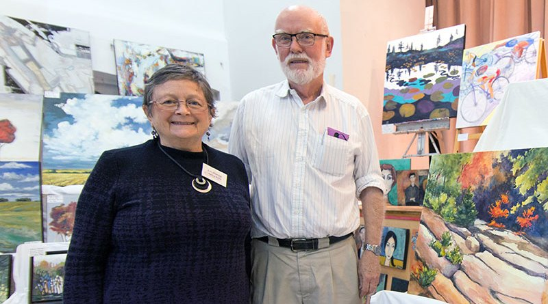 Riverdale Arts Show founders