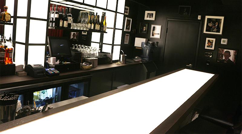 Storm Crow Manor Overlook Hotel bar