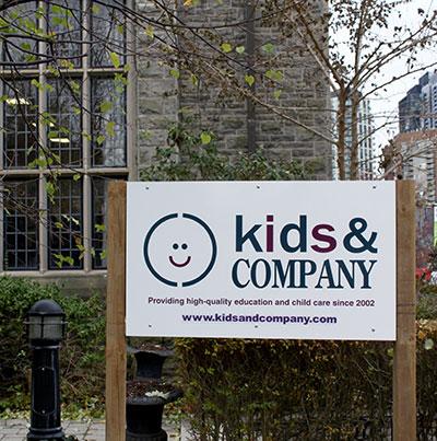 Kids & Company location