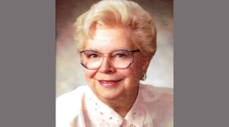 Edna Beange obituary photo