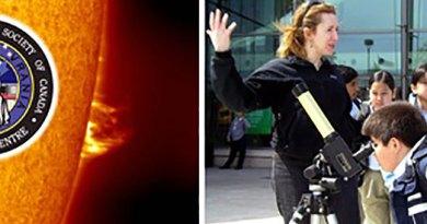 Nov. 2: Solar observing at science centre