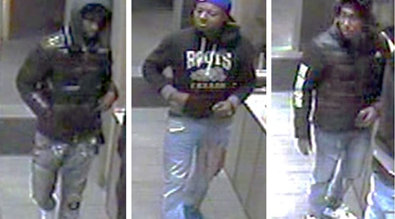 group sought for robbery