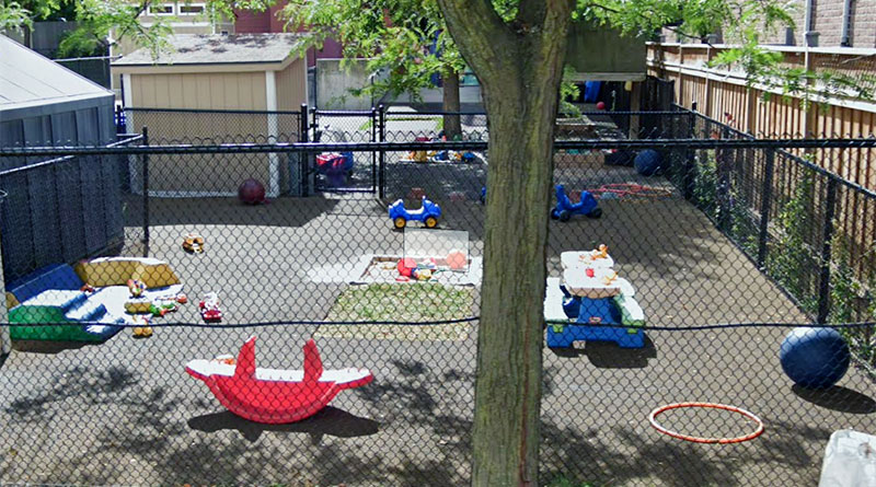 Jesse Ketchum child care centre in Google Street Views
