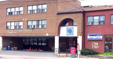 St. Clair long-term care home