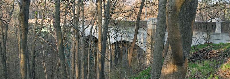 Glen Road bridge