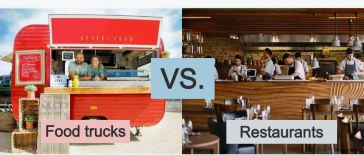 Why Food Trucks Are Better Than Restaurants